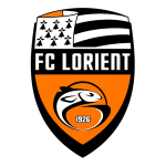 Fanion du club de 'Lorient'