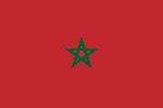 Fanion du club de 'Maroc'