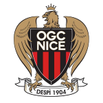 Fanion du club de 'Nice'