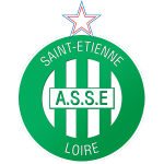 Fanion du club de 'Saint-Etienne'