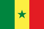 Fanion du club de 'Sénégal'