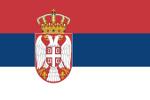 Fanion du club de 'Serbie'