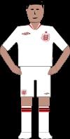 Logo de Angleterre