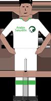 Logo de Arabie Saoudite