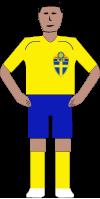 Logo de Suède